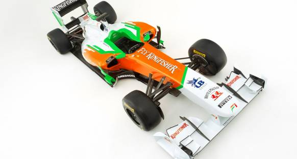 Force India-Aerolab davası 2012'ye kaldı