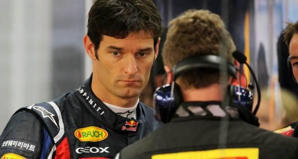 Webber: Kariyerimi Red Bull'da noktalayacağım