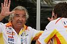 Briatore: Webber sakatlığını açıklama konusunda yanlış yaptı