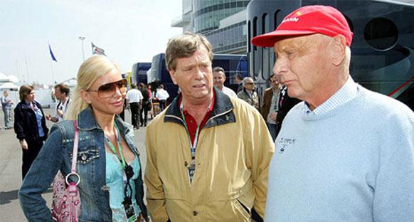 Lauda'dan Force India'ay Sutil ve Hulkenberg tavsiyesi