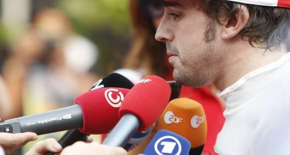 Alonso 2010'da netin en popüler İspanyolları arasında