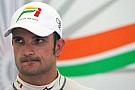 Liuzzi: Force India'daki yerim güvende