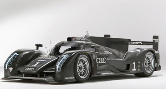 Audi R18'in tanıtımı yapıldı