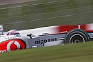 McLaren 2011 aracındaki ilerlemeden memnun