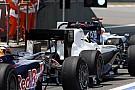 F1 2011 kış test programı