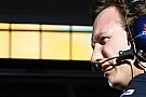 Horner: 'Vettel'in motor durumu ideal değil'