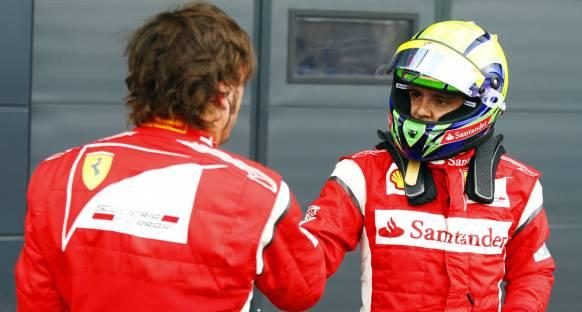 Massa ve Ferrari arasında neler oluyor?