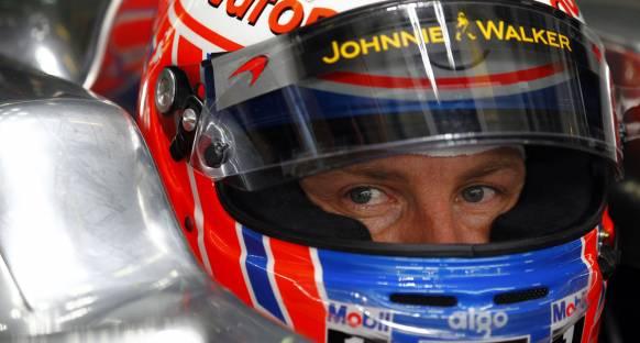 Button: Red Bull ve Ferrari'ye karşı koyabiliriz