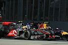 Webber yarışı bitirdiği için 'çok şanslı'
