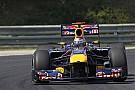 İtalya Grand Prix Cuma 2. antrenman turları - Vettel günü lider tamamladı