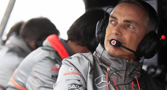 Whitmarsh: 'Şampiyonluk için McLaren yenilikçi olmalı'