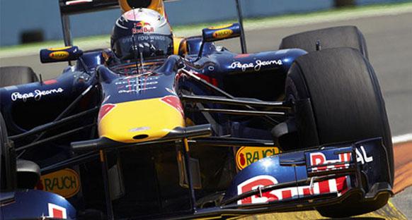 Red Bull testler için ön kanatta değişiklik yapmayacak