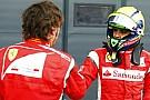 Schumacher, Massa ile görüşmüş