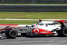 Avrupa GP öncesi McLaren