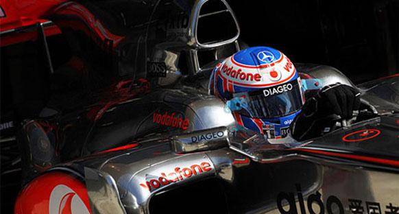 McLaren'dan Hamilton ve Button'a övgü