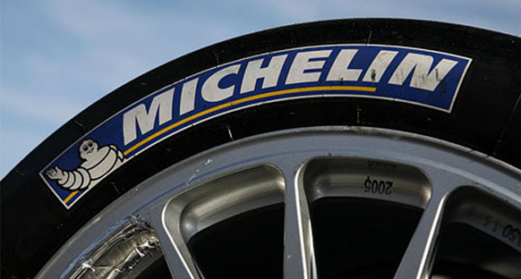 Michelin orijinal teklifinin arkasında