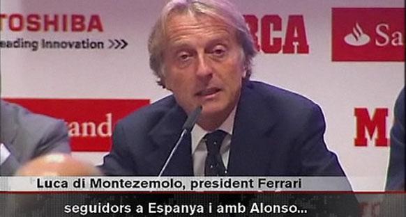 Ferrari 3. aracında Amerikan bayrağı görmek istiyor