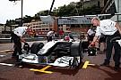 Mercedes en hızlı pit stop yapan takım