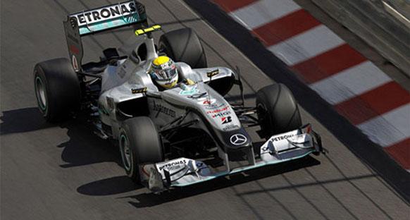 Rosberg, Schumacher'den özür diledi