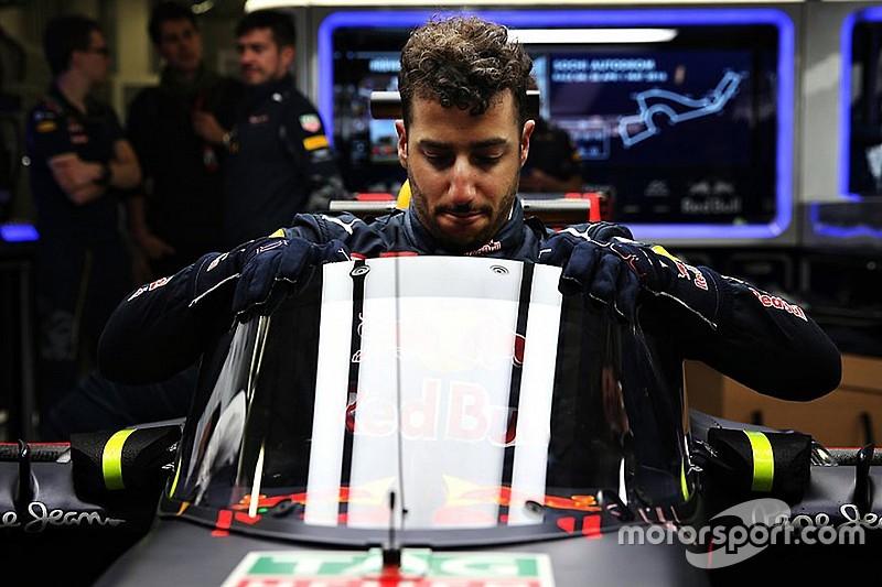 """Ricciardo: la F1 debe estar """"abierta al cambio"""" ante el Aeroscreen"""