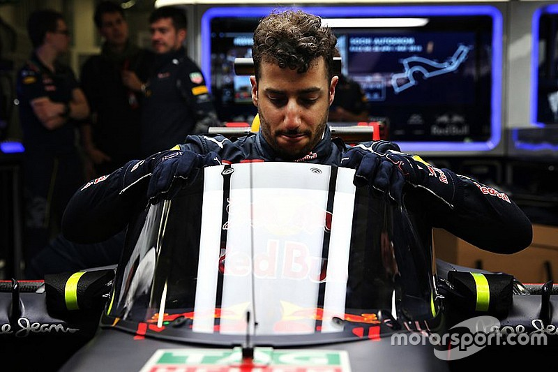 "Ricciardo: la F1 debe estar ""abierta al cambio"" ante la cabina"