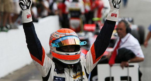 Piquet: 'Kumar oynadık ve kazandık'