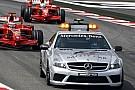 Güvenlik aracı kuralı Silverstone'da bir kez daha test ediliyor