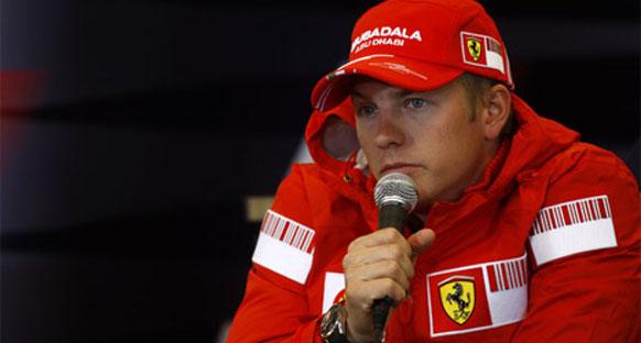 Raikkonen çok güçlü bir Ferrari bekliyor