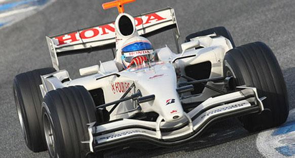 Davidson: 'Ben Formula 1'e aitim'