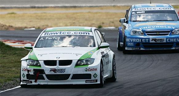 Farfus, BMW'nin bu sezonki ilk galibiyetini elde etti