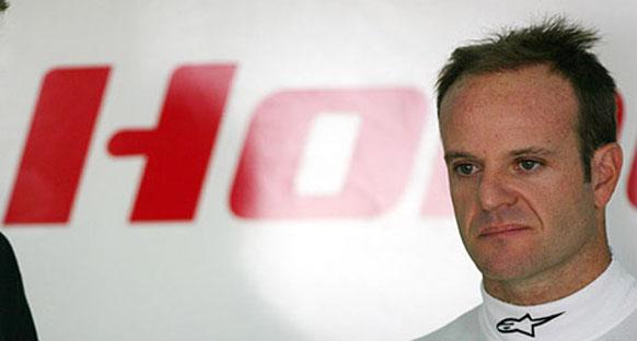 Barrichello olayında ceza yok