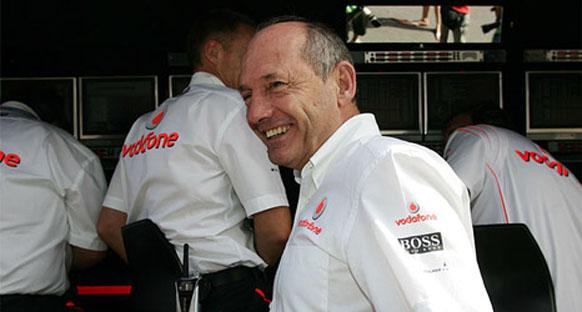 McLaren'e resmi özür