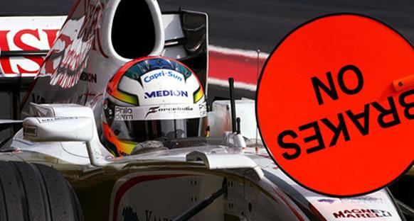 Sutil, Alonso ile çarpışmasını önemsemedi