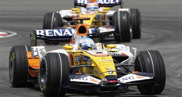 Alonso sıralamaları tamamlayabildiği için mutlu