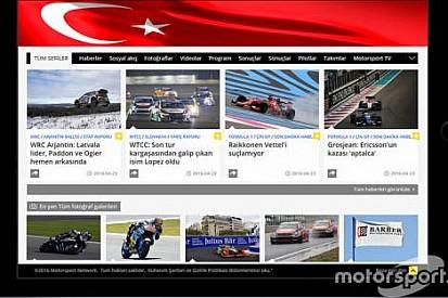 Motorsport.com, Türkiye'nin ödül sahibi ve lider motorsporları web sitesi TurkiyeF1.com'u bünyesine katıyor