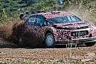İşte Citroen'in 2017 WRC aracı