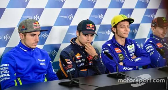 Rossi: Vinales MotoGP'nin gelecekteki kahramanı olacak