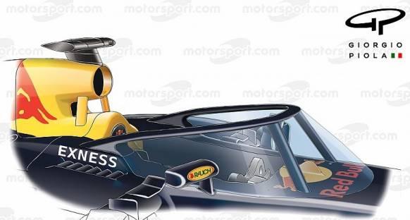 Ricciardo, Red Bull'un Halo konseptini beğendi