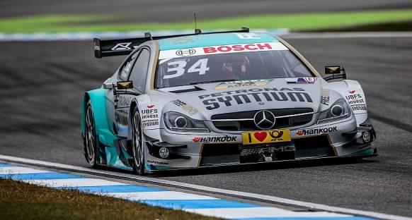Ocon: F1'e hazırlanmak için DTM, GP2'den daha iyi