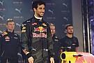 Ricciardo: Toro Rosso güçlü başlarsa panik olmayız