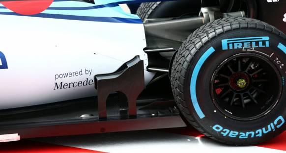 Williams yeni aracını piste çıkarıyor