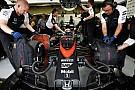 Yeni McLaren da F1 çarpışma testlerini geçti