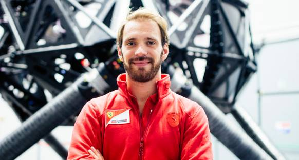Vergne Ferrari'nin yedek pilotu olabilir