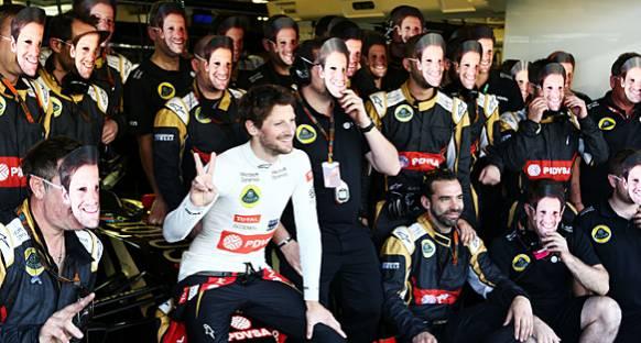 Grosjean bir gün tekrar Renault için yarışmak istiyor