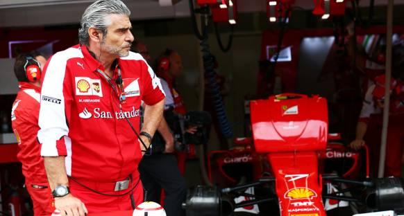 Arrivabene 'Ferrari 2015 hedeflerine ulaştı'