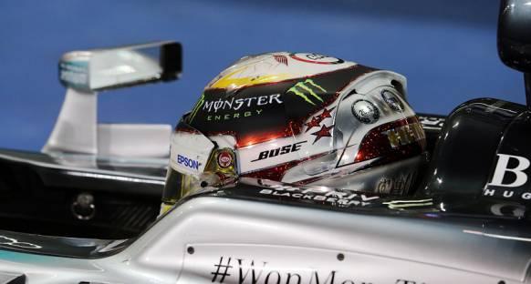 Wolff: 'Hamilton Rosberg'i yenmek için tüm imkanlara sahipti'