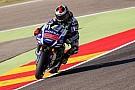 Finale Lorenzo ilk sıradan başlayacak