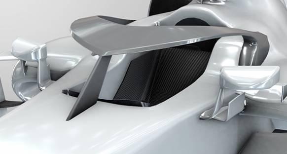 FIA, F1 İçin Üç Farklı Güvenli Kokpit Konsepti Deniyor