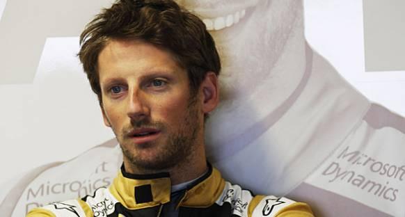 Haas, Grosjean'ı Kadrosuna Kattığını Resmen Açıkladı