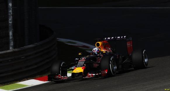 Red Bull çifti motor değişikliğine hazırlanıyor